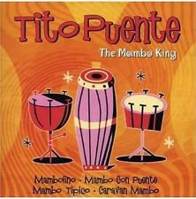 Tito Puente - The Mambo King - Best Of Greatest Hits - CD
