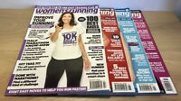 Womans Running Magazine January To March. May To October 2014.