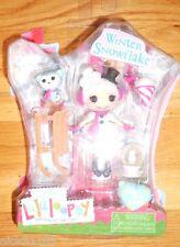 Lalaloopsy MINI Doll WINTER SNOWFLAKE #1 of Series 13 2014 SNOW FLAKE