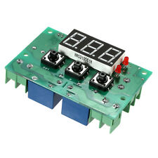 Automatic Switch Thermostat 12V Temperature Controller 2 Channel Relay Output