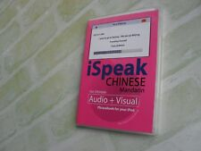 I Speak Chinese Mandarin-The Ultimate Audio+ Visual Phrase-book for Your iPod,