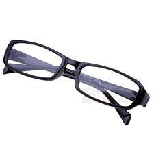 Black Mens Women Reading Glasses Retro Reader Health Eye Care Optic Eyewear +1.0