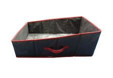 Foldable Storage Box Bag Clothes Blanket Closet Sweater Organizer Canvas