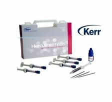 2 x Kerr Herculite Precis Universal Nanohybrid Composite Kit Dental Supply