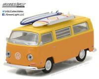 Greenlight 1:64 Volkswagen Type 2 Van with Surf Boards HOBBY