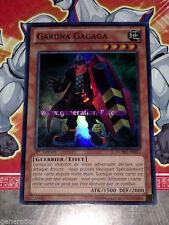 Carte Yu Gi Oh GARDNA GAGAGA NUMH-FR021 x 2