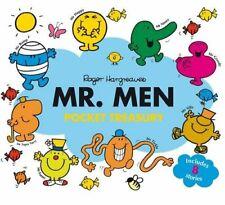 MR MEN ~ POCKET TREASURY ~ HARDBACK BOOK BY ROGER HARGREAVES ~ 2012