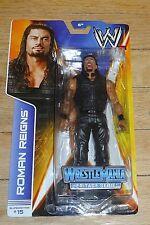 2013 WWE WWF Mattel Roman Reigns The Shield Wrestling Figure MIP MOC #15