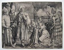 VAN LEYDEN POTIFARS FRAU BESCHULDIGT JOSEF POTIPHAR'S WIFE ACCUSING JOSEPH