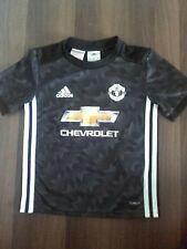 Manchester United 2017 Away Adidas Football Shirt