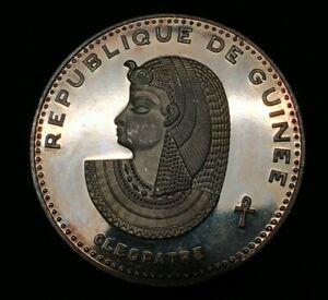 1970 Guinea Cleopatra 500 Francs