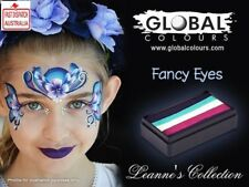 """Global Funstroke """"Leannes"""" FANCY EYES Face and Body Paint Costume Makeup.wow."""