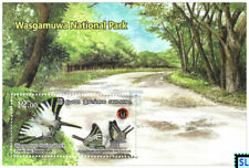 Sri Lanka Stamps 2019, Wasgamuwa National Park, Butterflies, MS