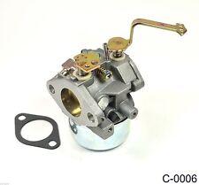 CARBURETOR fits Small Engine 4-Cycle Gas Tecumseh 640152A HM80 HM100 Carb Fr US