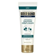 Gold Bond Ultimate Multi-Symptom Psoriasis Relief Cream 4 oz