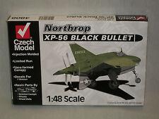 Czech Model 1/48 Scale Northrop XP-56 Black Bullet