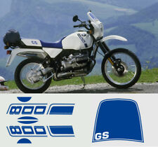 BMW R/80 GS '87  ADESIVI MOTO BIANCA stickers, aufkleber,autocollant,pegatinas