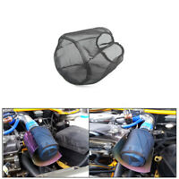 For Pre-Filter Cover Air Intake Filter Cover Shield Black Water Repellant Guard