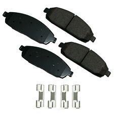 Disc Brake Pad Set-ProACT Ultra Premium Ceramic Pads Front Akebono ACT1080