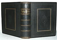 The Holy Bible With Notes & Observations- Rev John Brown. C1890+ ( Large Bible)
