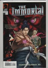 Immortal, The: Demon in the Blood #1 Dark Horse    Unused Stock   HL4.666