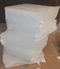 High-Quality Fully refined unscented clear Paraffin wax block 1KG to 25KG