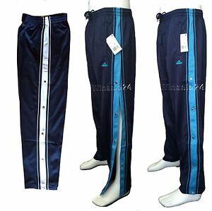 Luftige Sporthosen mit Seiten Knöpfen Gipsbein Reha Hosen