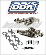 BBK Performance Chrome Short Tube Headers 2004-2008 Dodge Ram Hemi 5.7L