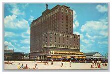 Atlantic City, NJ postcard Ritz-Carlton Hotel on the Boardwalk Publ Jack Freeman