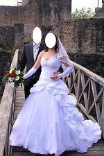 Brautkleit, Hochzeitkleid, Prinzessinkleid, Hochzeit