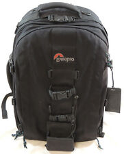 Lowepro PHOTO TREKER AW Black Camera Bag Backpack Grey Interior