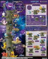 Re-ment Pokemon Forest Vol.3 Figures Full set 8 pcs Syokugan Candy Toy Tree Box