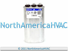 Amrad Capacitor Dual Run Oval 35/4 35.0/4.0 uf MFD 440 VAC VA2000/44(356+405)