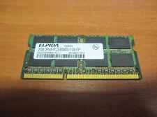 Original Ram 2GB Elpida 2Rx8 PC3-8500S-7-05-FP aus einem acer aspire8930G