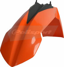 KTM EXC125 2008  2009 2010 2011 2012 2013 Front Fender Guard Orange 75-856-87O