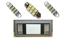 2 Map 1 Dome white LED Interior lights for 1988-1998 Chevy Silverado/GMC Sierra