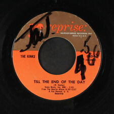 KINKS: Till The End Of The Day / Where Have All The Good Times Gone 45 (wol)
