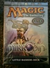 Magic the gathering Mirrodin Little Bashers Theme Deck MTG Preconstructed