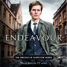 Endeavour Origin of - Endeavour (Original Soundtrack) [New CD] UK