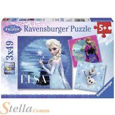 Puzzles en plastique Ravensburger conte de fées