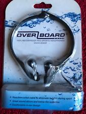 OverBoard Pro-Sports Waterproof Headphones brand new sup, surf, kite, swim, boat