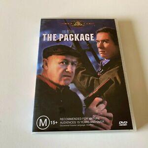 The Package Gene Hackman DVD