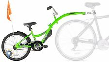 Trek Trailer A Bike Gator Tag Long  Bicycle Tow Bar Tandem Frame Along Kids NEW