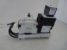 Siemens 8us1 061-5fm08 Bus bar Adapter + 3rt1024-1b 4+3rv1021-1ka10