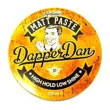 Dapper Dan - Matt Paste 100ml