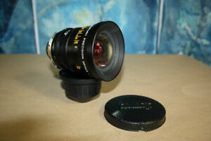 Century Series 2000 6mm T 1.9 for 16 and Super 16 Objektiv mit PL-M, gebraucht