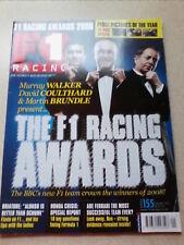 F1 Racing Magazine Enero de 2009