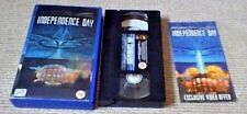 Independence Day 1st UK PAL VHS LIMITED EDITION 3D SLEEVE VIDEO 1998 Will Smith