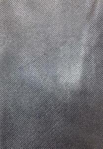 NICOLE MILLER BLACK PIN STRIPE PLAIN SILK NECKTIE TIE MAR0821B #C16