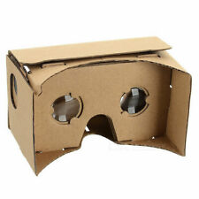 3D Virtual Reality Cardboard Glasses VR Viewer For Google Android iPhone Samsung